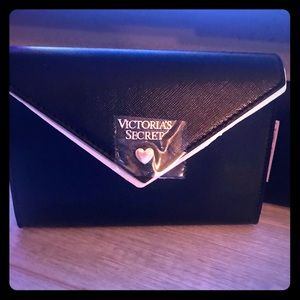 Victoria's Secret Jewel Metallic Envelope Pouch
